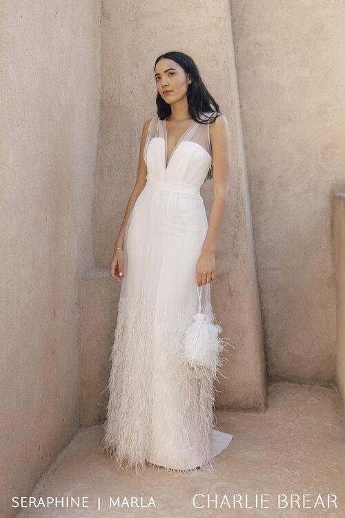 Marla Over Dress - £1295