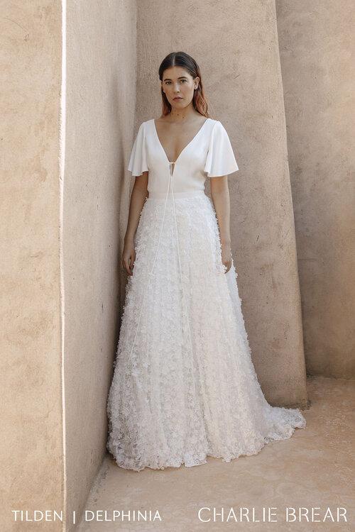 Tilden Dress - £1995 (skirt separate)
